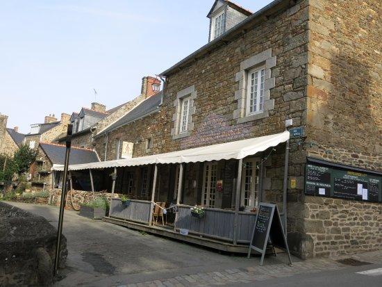 La Ferme Du Boucanier Vue Exterieure Restaurant