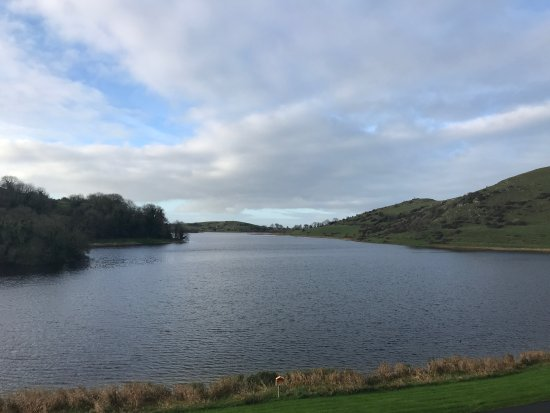 County Limerick, Irlanda: Lough Gur in November