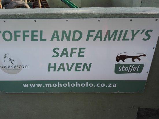 Hoedspruit, South Africa: L'ingresso