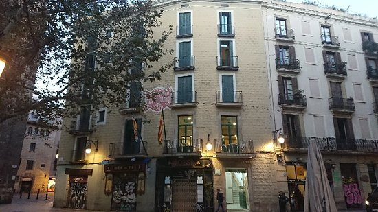 Ta img 20171027 095953 picture of el jardi for Hotel jardi barcelona