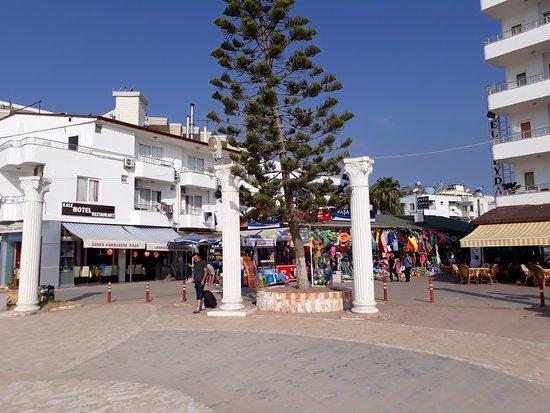 Kizkalesi Plaji