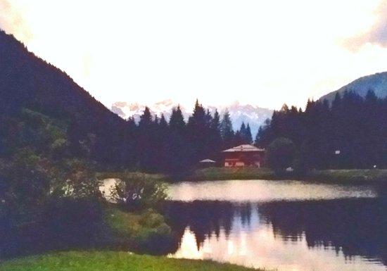 Posto di tranquillità il Lago dei Caprioli