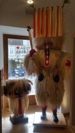 Ptuj, Eslovenia: Costumi di Carnevale