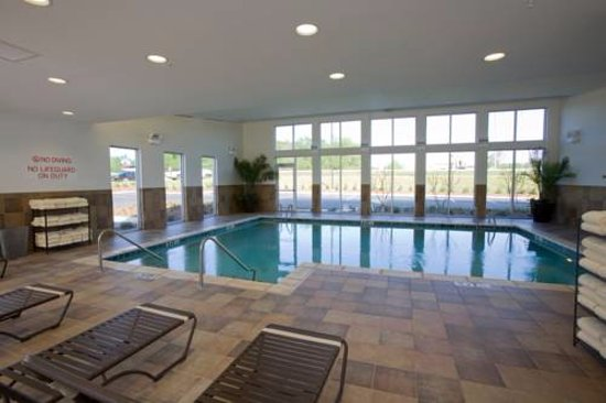 Ridgeland, MS: Enjoy our indoor heated pool.