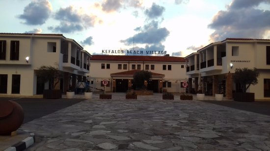 Kefalos Beach Tourist Village: Front of hotel