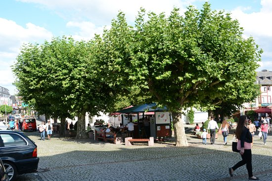 Ruedesheim am Rhein, Alemania: tree-shaded and lovely