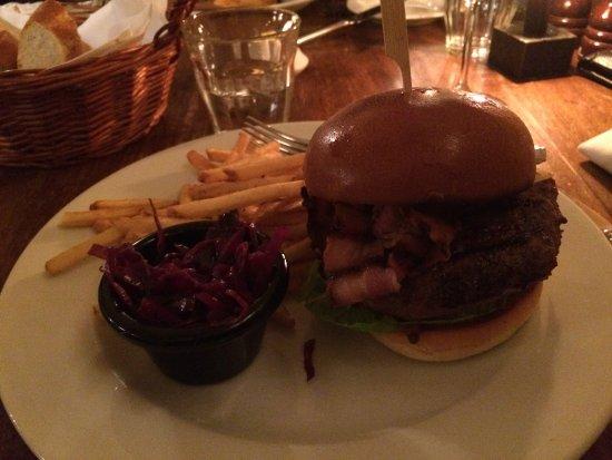 Hotel du Vin & Bistro: Burger