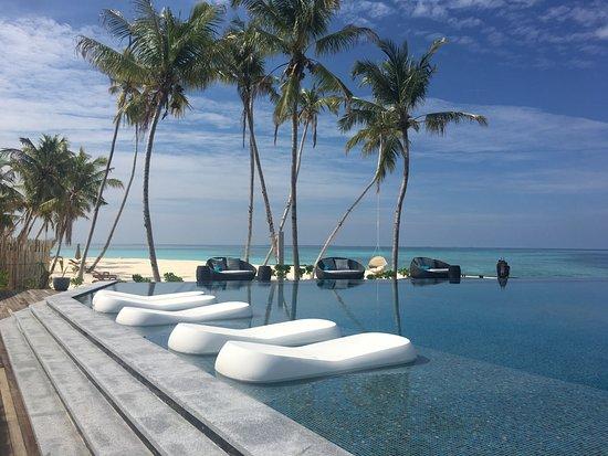 Lhaviyani Atoll: Pool