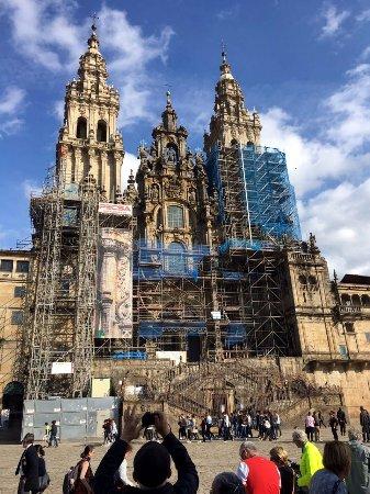 Botafumeiro: Catedral de Santiago de Compostela