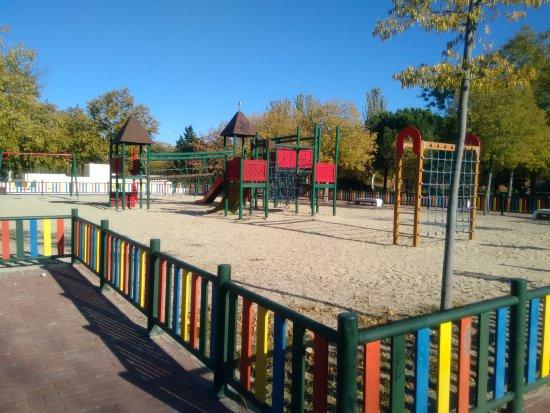 Parque de Las Comunidades