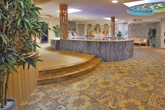 Dalyan Resort: spa