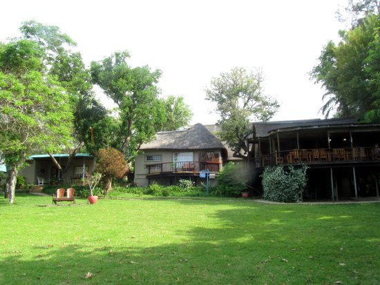 Blyde River Canyon Lodge: il lodge