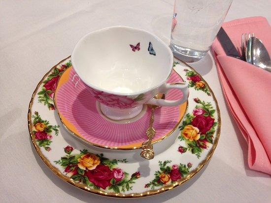 Lady Camellia Tea Room Dc