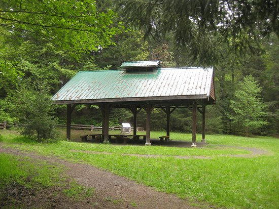 Metchosin, Canadá: Group picnic shelter.