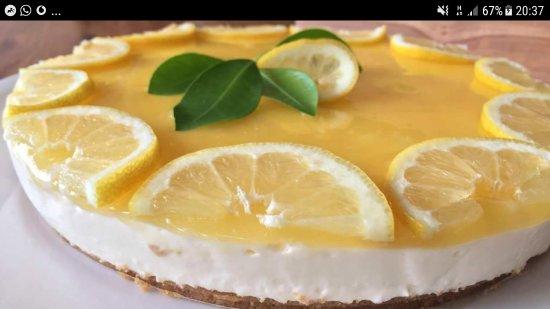 Goole, UK: lemon ck