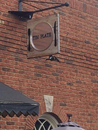 Conyers, GA: Tin Plate