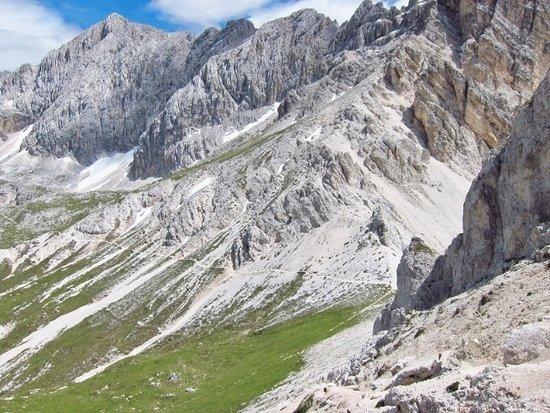 Monte Ciasa Dio e Tonde de Faloria