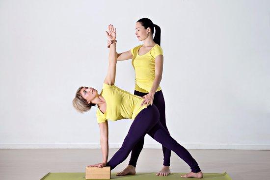 Yoga Studio Asana