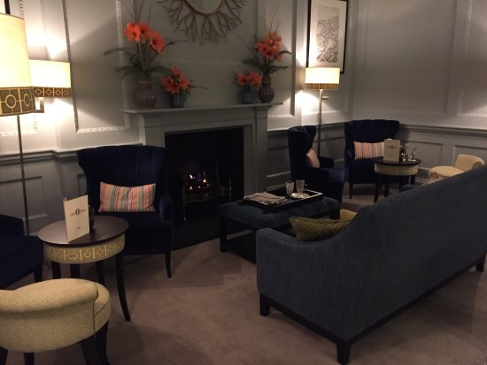Queensberry Hotel: Lounge