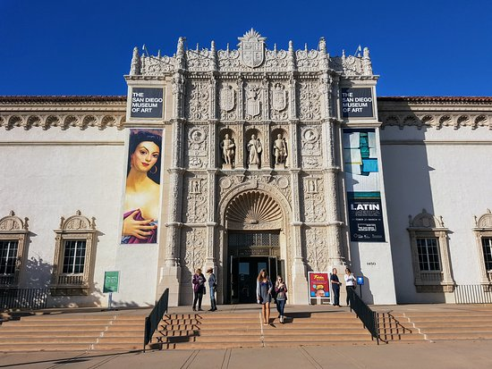 ‪San Diego Museum of Art‬