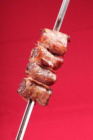 Rodízio - Medalhão de File Mignon com Bacon