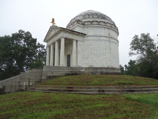 ‪‪Vicksburg‬, ‪Mississippi‬: Memorial on Battlefield‬