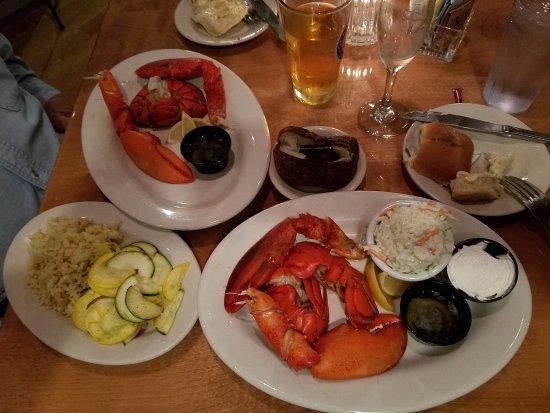 West Street Cafe: Lazy Man's Lobster