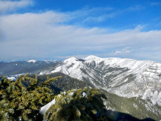 Bragg Creek, Canada: Terrific views