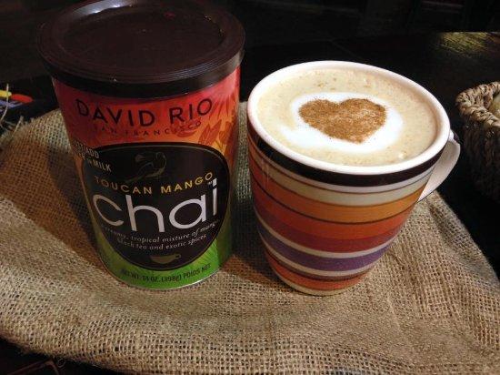 Sun Peaks, Canada: Chai Latte