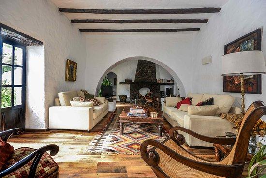Guime, España: Living room