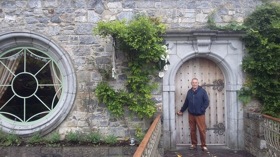 Celbridge, أيرلندا: Fragment posiadłości.