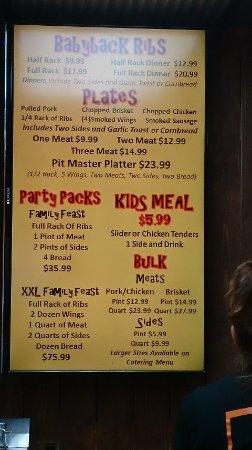 Carrollton, OH: Jimmy's Backyard BBQ