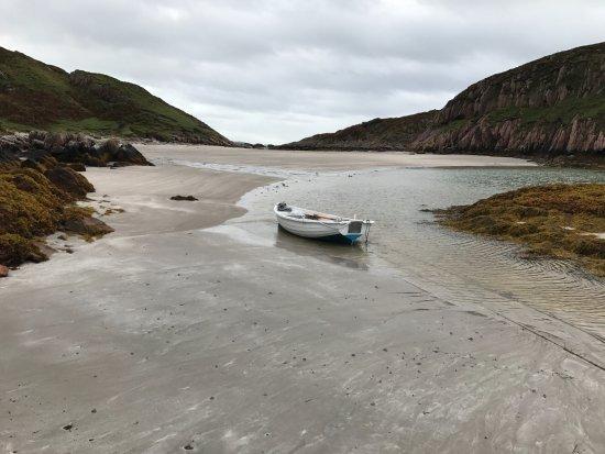beach at Fionnphort