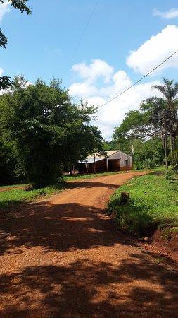 Comunidad Guarani Yriapu - Comunidad Indigena Iriapu: casas