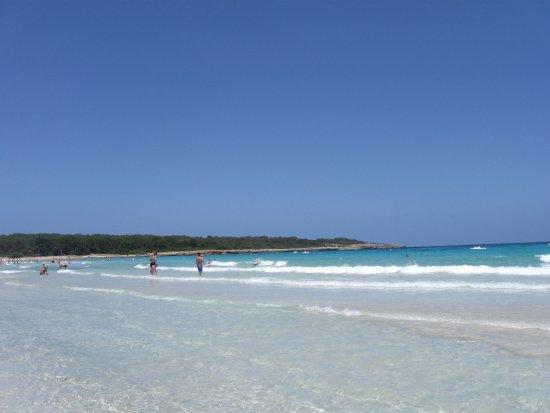 HSM Club Torre Blanca: Plaża SaComa
