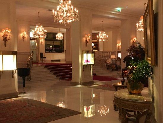 hall d entrée - Picture of Epicure, Paris - TripAdvisor