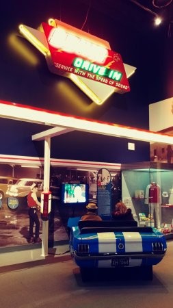 Oklahoma History Center : Sonic started here