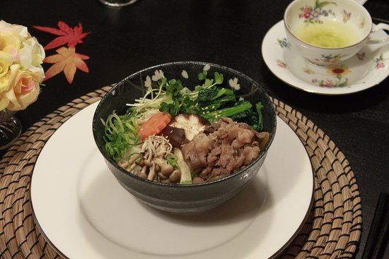 Ibaraki, Japonia: Our udon