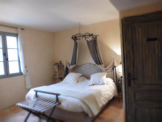 Tour-de-Faure, Francia: Chambre romantique