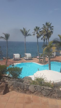 Hotel Jardin Tropical Foto Van Hotel Jardin Tropical Costa Adeje