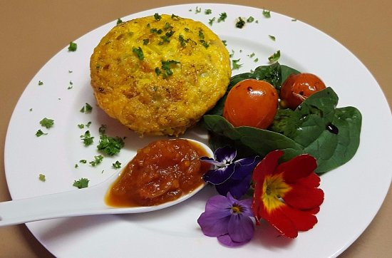 Orford, Australia: Our breakfast Frittata is very popular