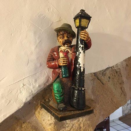 Ullastret, España: Figura Borracho