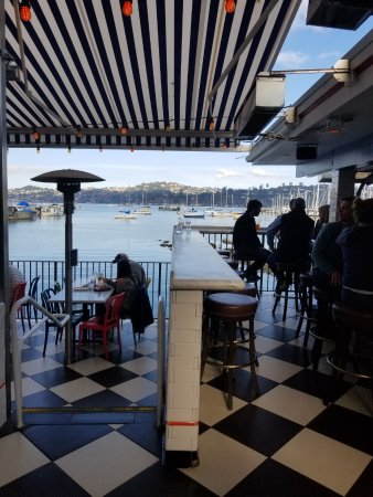 Salito's Crab House & Prime Rib: view from the bar