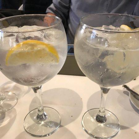 Miranda de Ebro, España: Hemos comido el menú Buscasetas 2017, espectacular como siempre, No sabría decir que plato estab