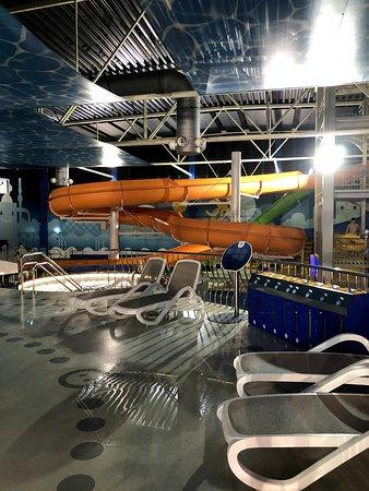Viimsi, Estonia: Горки аквапарка