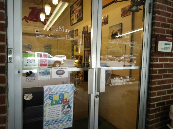 Tacoma, WA: Le May family collections