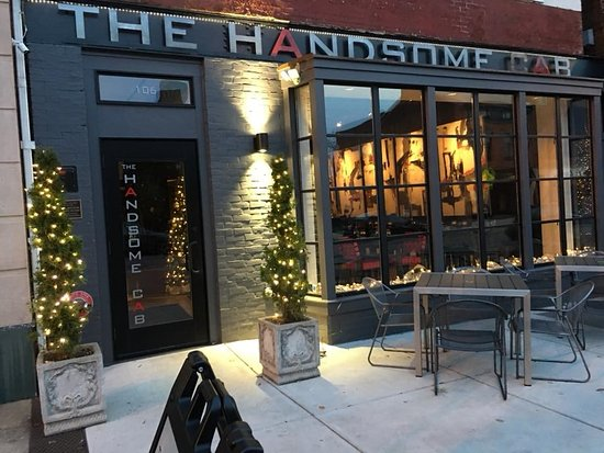 The Handsome Cab Restaurant & Wine Bar
