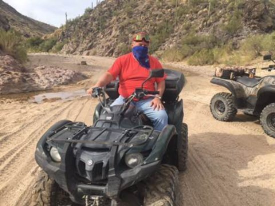 Adventures of a Lifetime ATV: Awesome time!