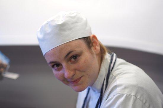 Rochford, UK: Our wonderful Chef