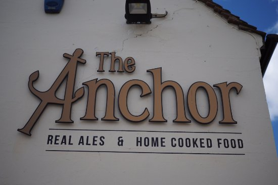 Rochford, UK: The Anchor - Real Ales & Quality Home Cooked Food